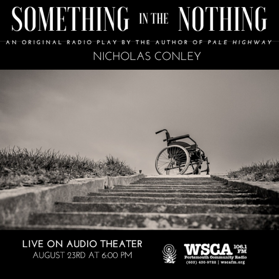 Something in the Nothing - Nicholas Conley