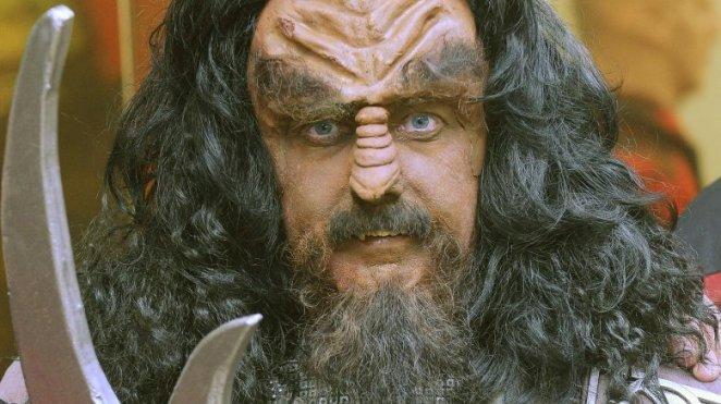 klingon star trek language